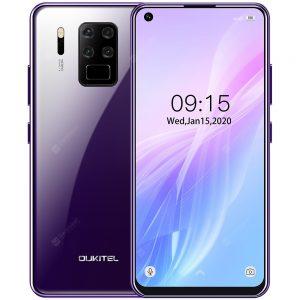 Oukitel C18 Pro 4G Smartphone Helio P25 MT6757 6.55 Inch Android 9.0 Rear Camera 16M + 2M + 8M + 5M Battery 4000mAh Global Version