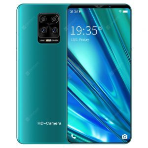 Note9 Plus Smartphone MT6763 Octa Core 5.8 inch 4GB RAM 64GB ROM Android 10.0 8MP + 13MP Cameras 4800mAh Battery Face ID Fingerprint Recognition