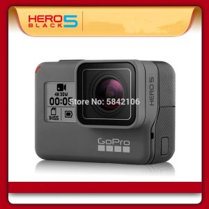Gopro HERO 5 Black Action Camera Outdoor Sports Camera with 4K Ultra HD Video gopro 5