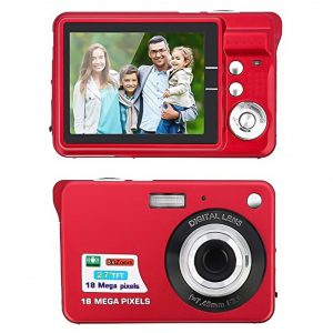 "New Mini Camera 2.7"" 720P 18MP 8x Zoom TFT LCD HD Digital Camera Video Camcorder DV Anti-Shake Photo For Kids Gift Children"