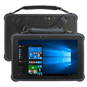 Rugged tablet 10.1 inch H1920 V1200 500 nits RAM 4GB ROM 64GB Hot swap battery Rugged Tablet with 4G LTE NFC ST11-W
