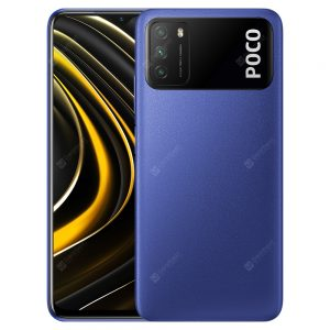 Global Version POCO M3 Smartphone Snapdragon 662 Octa Core 4GB RAM 64GB ROM 6000mAh Battery Mobile Phone 48MP Camera
