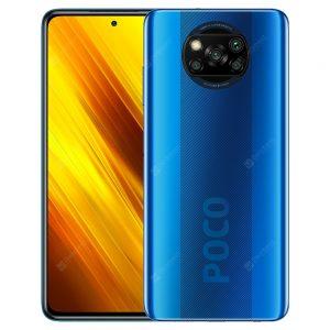 Xiaomi POCO X3 4G Smartphone 6.67 inch Snapdragon 732G Octa-core CPU 64MP + 13MP + 2MP + 2MP 5160mAh Battery Capacity Support NFC