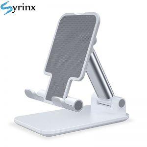 2020 Metal Desktop Tablet Holder Table Cell Foldable Extend Support Desk Mobile Phone Holder Stand For iPhone iPad Adjustable