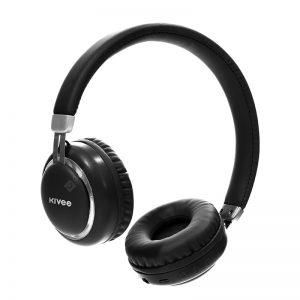 KIVEE BXV2 Fashion V5.0 HiFi Bluetooth Headphones Wireless Headset Gamer Multifunction Earphone For IPhone Xiaomi Huawei Phone